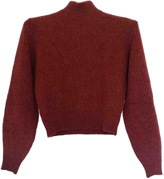 Paloma Wool Burgundy Wool Knitwear for Women