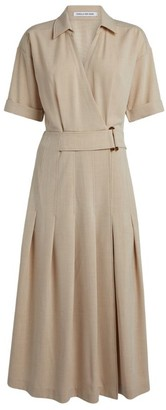 Camilla And Marc Corsica Belted Midi Dress