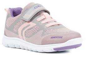 Geox Xunday Low Top Woven Sneaker