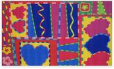 Fun Rugs Fun RugsTM Hearts & Crafts Accent Rug
