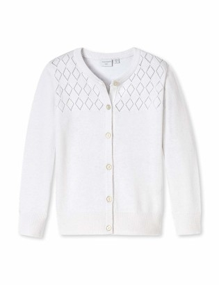 Schiesser Girls' Butterfly Strickjacke Cardigan Sweater
