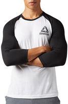 Reebok Delta Regular-Fit Baseball T-Shirt
