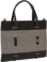 "Mobile Edge Women's Classic Herringbone Ultrabook Tote - 14.1""/15"" Mac"
