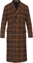 Bottega Veneta Double-breasted tweed coat