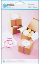 Martha Stewart Vintage Girl Treat Boxes (pack Of 6)