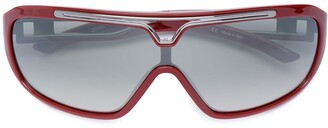 Jean Paul Gaultier Pre Owned Cut-Out Detail Sunglasses