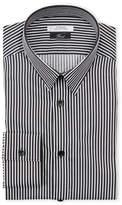 Versace Striped Trend Fit Dress Shirt