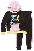 Inspired Hearts Little Kid / Big Kid Girls 2-pc. Pant Set