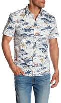 Lucky Brand Ballona Short Sleeve Shirt