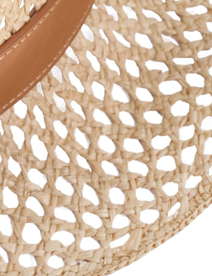 Thumbnail for your product : Zimmermann Woven Visor