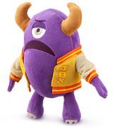 Disney Percy Mini Bean Bag Plush - Monsters University - 7 1/2''