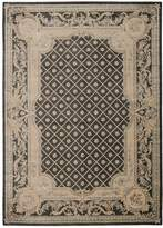 Nourison Platine Collection Area Rug, 9'3 x 12'9