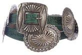 Ralph Lauren Medallion Waist Belt