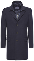 Tommy Hilfiger New Chase Jersey Coat, Midnight