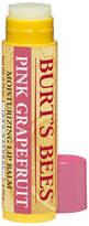 Burt's Bees Pink Grapefruit Lip Balm by .15oz Lip Balm)