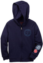 Joe Fresh Zip Front Hoodie (Big Boys)