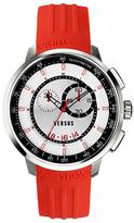 Versus By Versace Manhattan White Dial Watch, 44mm