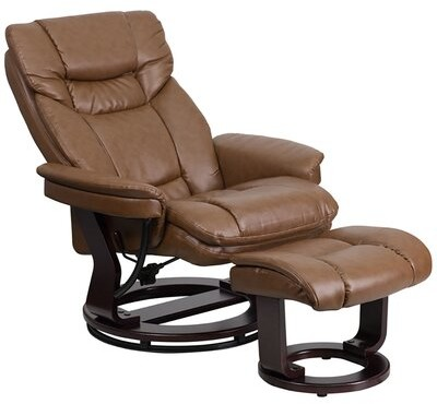Leather Recliner And Ottoman Shop The World S Largest Collection Of Fashion Shopstyle
