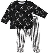 Petit Lem Baby Essentials Two-Piece Pant and Top Set
