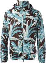Valentino tropical print jacket - men - Polyamide/Polyester - 50