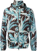 Valentino tropical print jacket