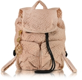 See by Chloe Lois Bisou Quilted Nylon Small Backpack
