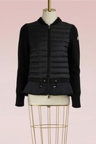 Moncler Wool and duvet jacket