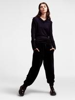 DKNY Velvet Pull On Pant
