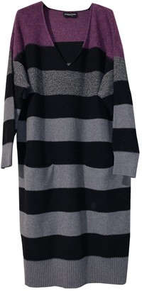 Sonia Rykiel Grey Wool Dresses