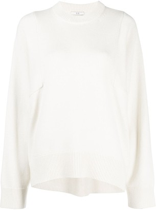 Co Slouched Cashmere-Wool Jumper