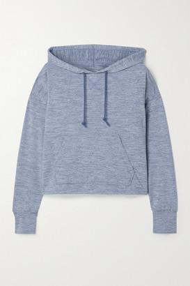 Nike Yoga Dri-fit Hoodie - Blue