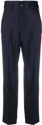Barena Cropped Tailored Trousers