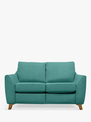 G Plan Vintage The Sixty Eight Small 2 Seater Sofa with Single Footrest Mechanism