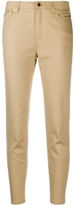 MICHAEL Michael Kors Mid-Rise Skinny Jeans