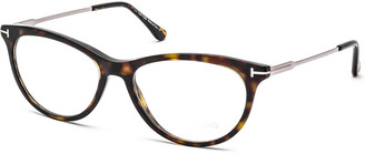 Tom Ford Women's Ft5509 54Mm Optical Frames