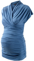 Isabella Oliver Urban Ruched Maternity Top