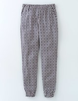 Boden Woven Relaxed Pant