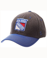 Zephyr New York Rangers Anchorage Snapback Cap