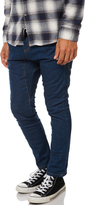 Rusty Baller Mens Denim Beach Pant Blue