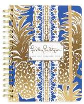 Lilly Pulitzer Pineapple 17-Month Large Daily Agenda