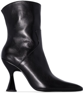 Dorateymur Stainless ankle boots