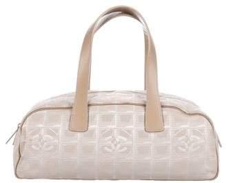 Chanel Travel Line Bowler Bag