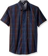 Volcom Men's Hugo Short Sleeve Shirt