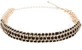 ELOQUII Plus Size Chain Choker Necklace