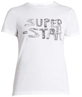Bella Freud Super Star-print cotton-jersey T-shirt