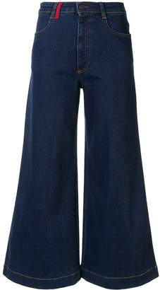 Ports 1961 cropped flared jeans