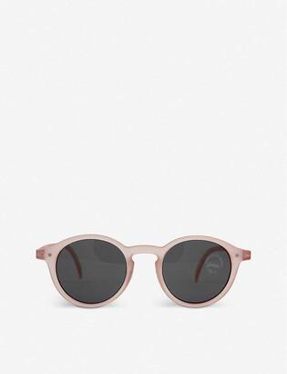 Izipizi Kids Sun #D acetate and plastic round-frame junior sunglasses 5-10 years