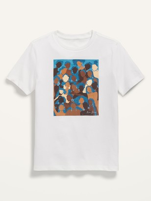 Old Navy Project WE Black History Month Tee by Reyna Noriega for Kids