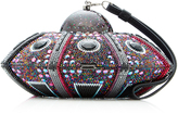 Judith Leiber Couture Flying Saucer Clutch with Lights