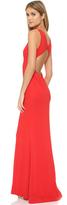 Rachel Zoe June Cutout Gown